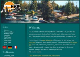 Portfolio Web Design Port Alberni Ucluelet Tofino